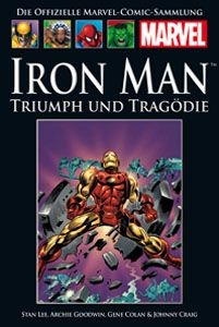 Hachette Marvel Collection 73: Iron Man: Triumph und Tragödie