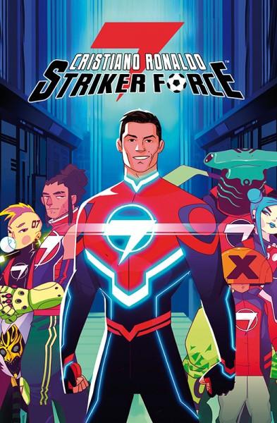Christiano Ronaldos Striker Force 7 Band 1