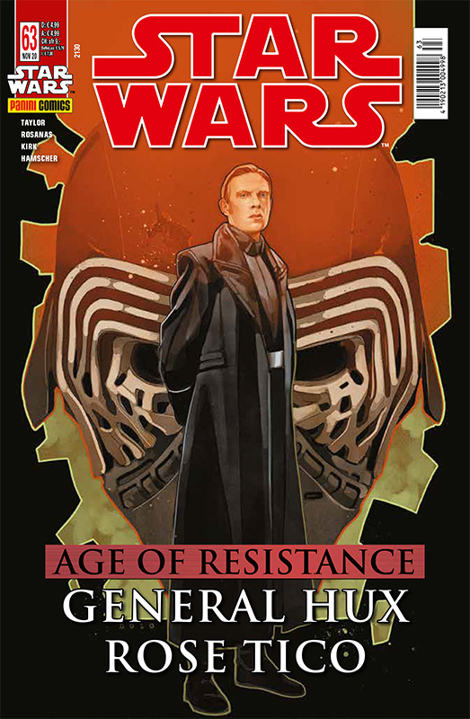 Star Wars 63 - Age of Resistance -...
