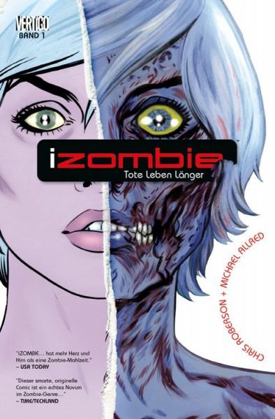 iZombie 1: Tote leben länger Cover