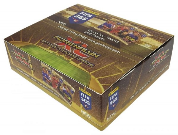 FIFA 365 2016 Adrenalyn XL - Box mit 24 Tüten