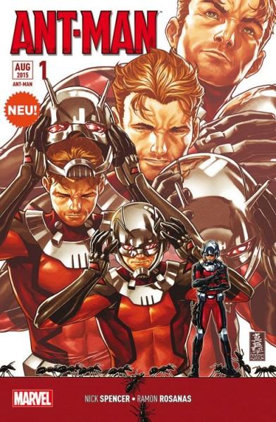Ant-Man Sonderband 1