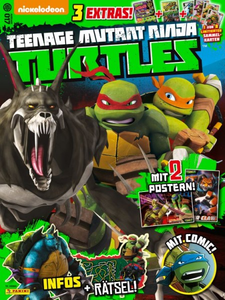 Teenage Mutant Ninja Turtles - Magazin 17