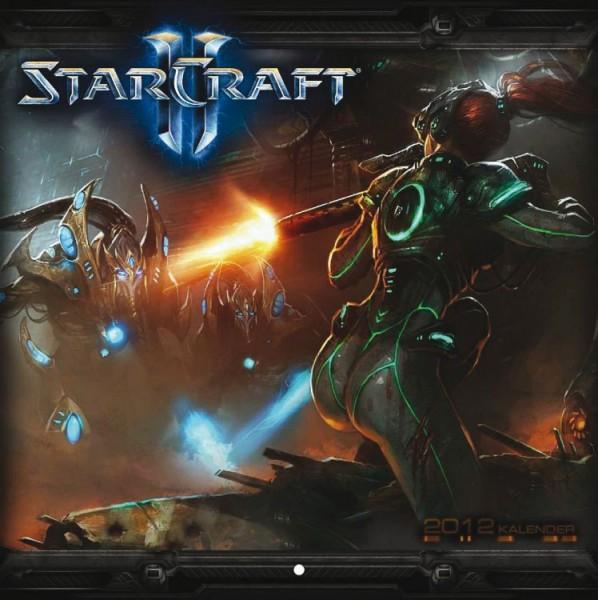 Starcraft II - Wandkalender (2012)