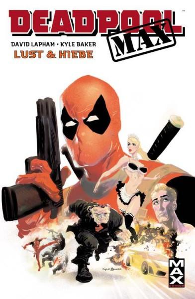 Maximum 43: Deadpool Max 1