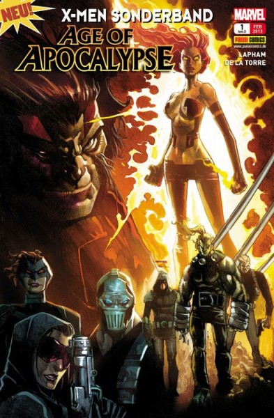 X-Men Sonderband - Age of Apocalypse 1