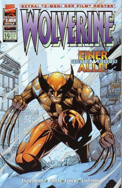 Wolverine 39: Einer gegen Alle!
