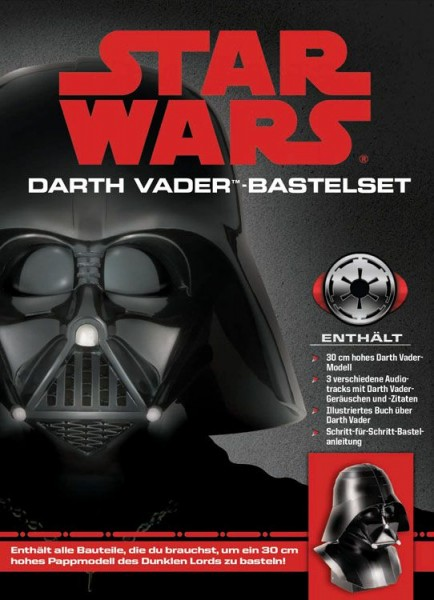 Star Wars - Darth Vader-Bastelset