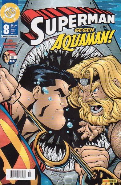 Superman 8: Superman gegen Aquaman