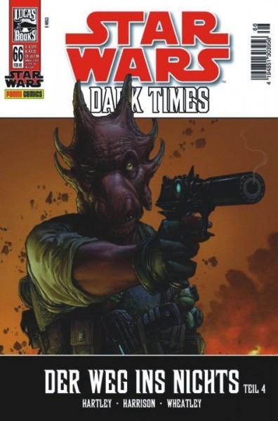 Star Wars 66: Dark Times 5/Rebellion 10
