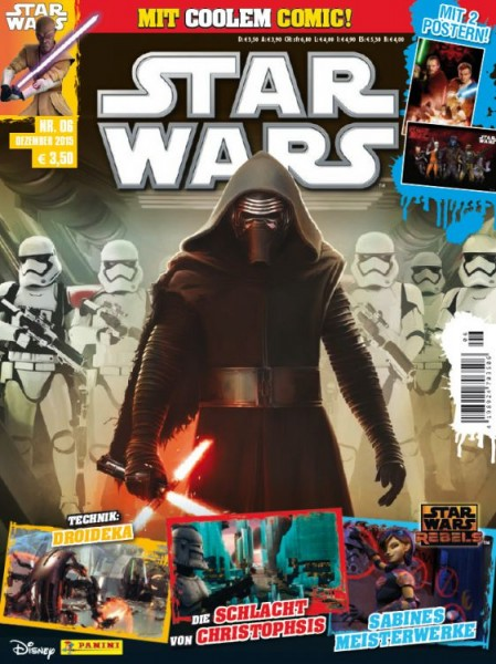 Star Wars - Magazin 6