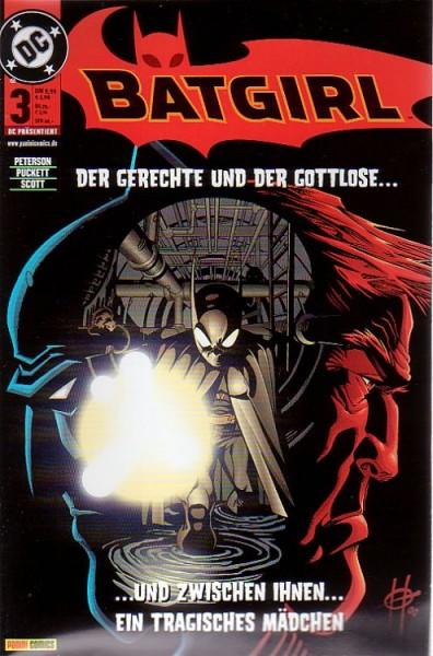 Batgirl 3: Der Gerechte und der Gottlose