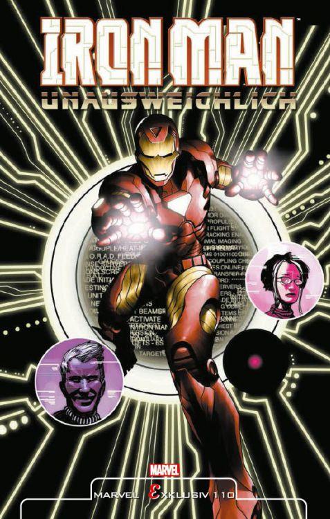 Marvel Exklusiv 110: Iron Man -...