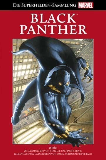 Die Marvel Superhelden Sammlung 22: Black Panther