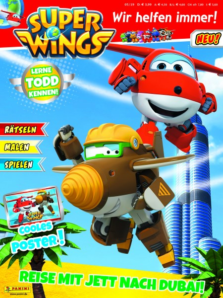 Super Wings 05/19