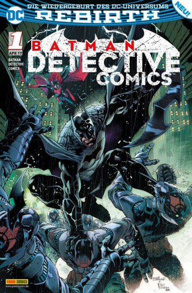 Batman - Detective Comics 1