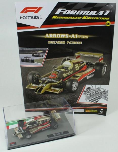 Formula 1 Rennwagen-Kollektion 56: Riccardo Patrese (Arrows A1)