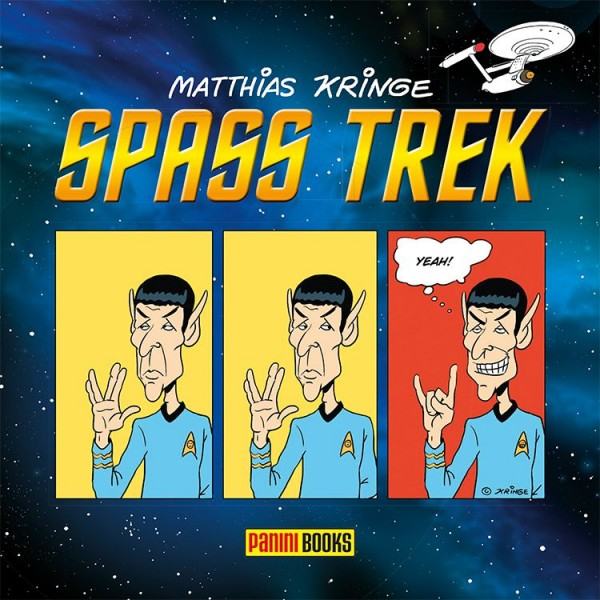 Matthias Kringe - Spass Trek
