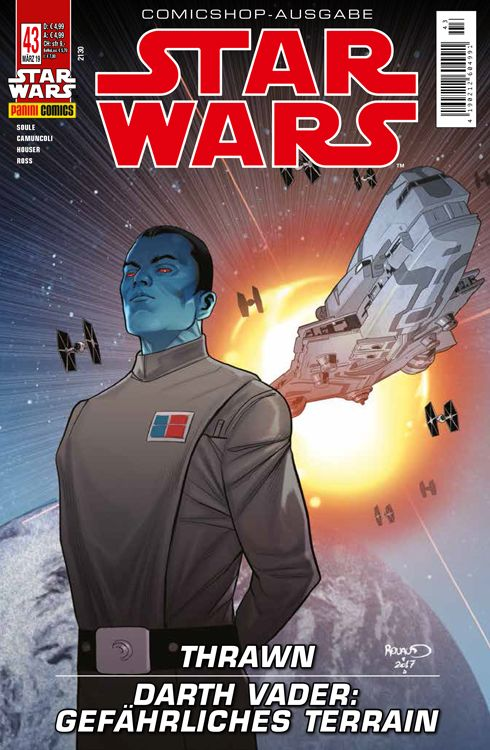 Star Wars 43: Darth Vader 18 und...