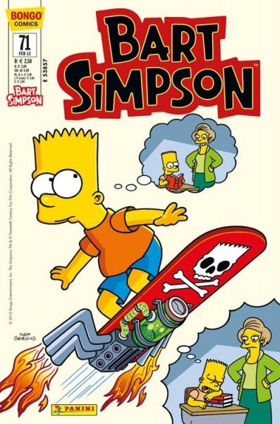 Bart Simpson Comics 71