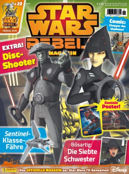 Star Wars: Rebels - Magazin 23