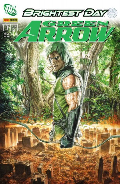 Brightest Day: Green Arrow 1
