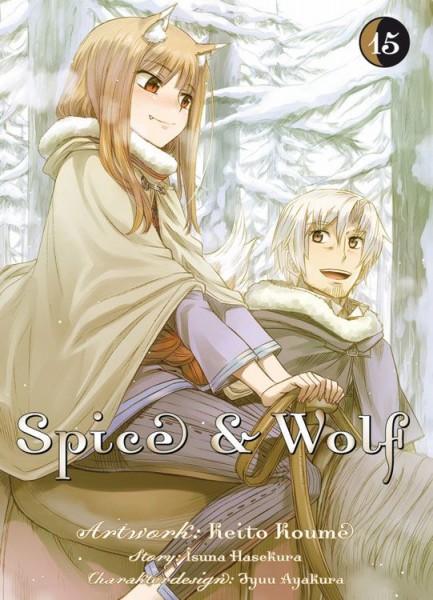 Spice & Wolf 15