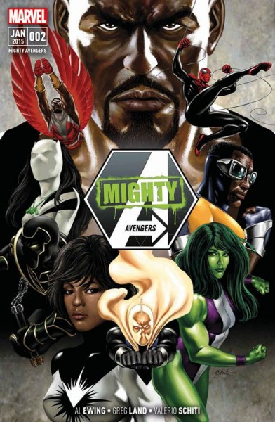 Mighty Avengers 2