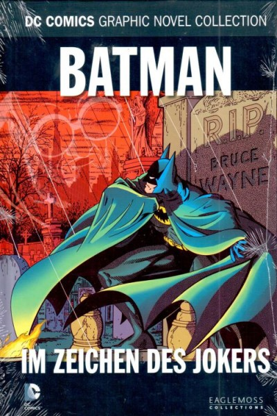 Eaglemoss DC-Collection 34: Batman - Im Zeichen des Jokers