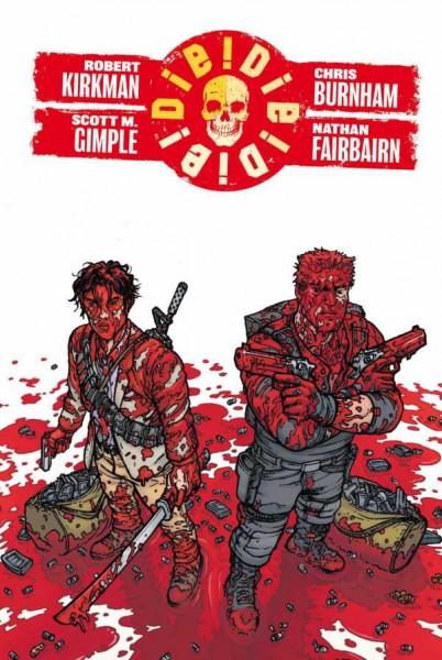 Die! Die! Die! 1 Cover