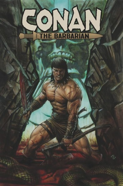 Conan der Barbar 1: Leben und Tod des Barbaren Variant B