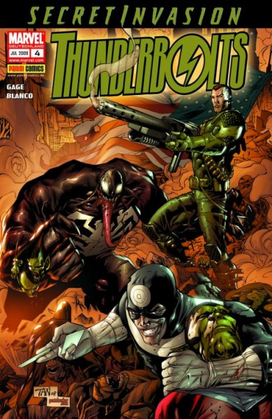 Thunderbolts 4: Secret Invasion