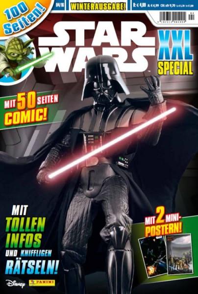 Star Wars: The Clone Wars XXl Special 04/16