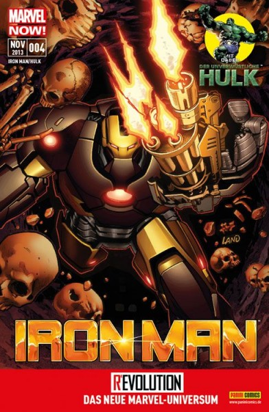 Iron Man/Hulk 4