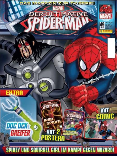 Der ultimative Spider-Man - Magazin 49