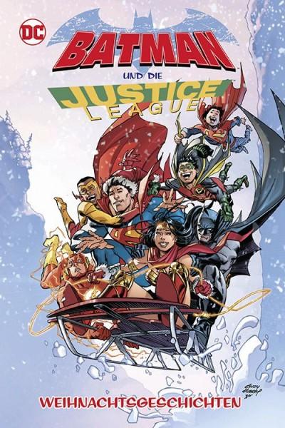 Batman und die Justice League - Weihnachtsgeschichten