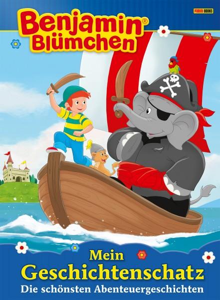 Benjamin Blümchen - Mein Geschichtenschatz: Die schönsten Abenteuergeschichten