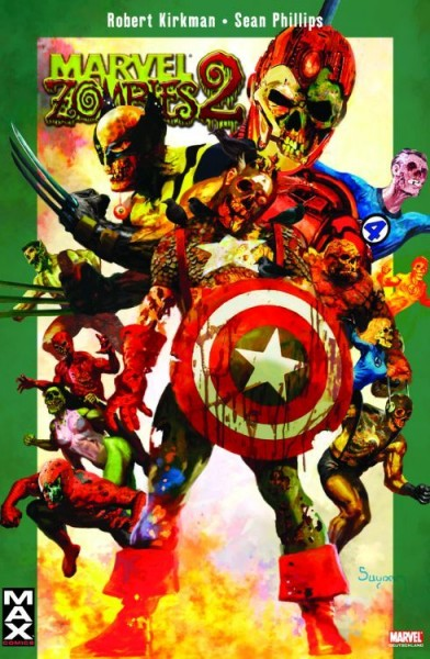 Max 25: Marvel Zombies 2
