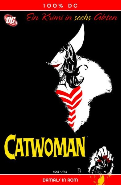 100% DC 2: Catwoman - Damals in Rom