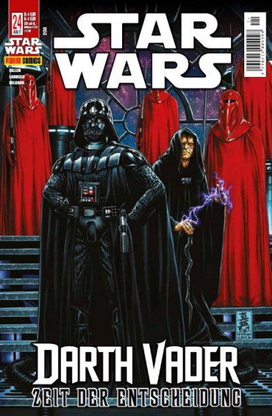 Star Wars 24: Darth Vader - Endspiel 1 (Kiosk-Ausgabe)