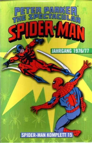 Spider-Man Komplett 15