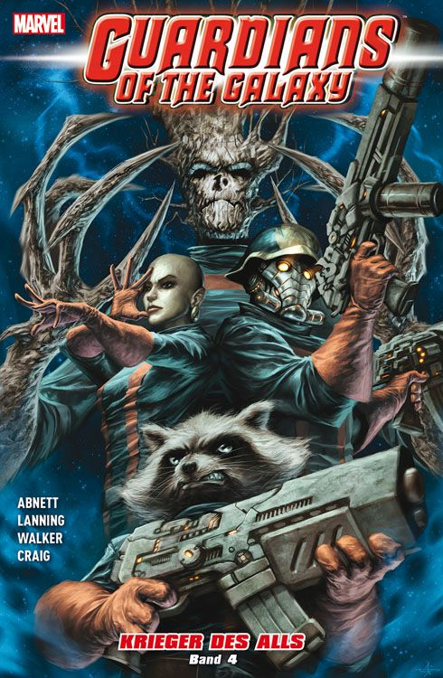 Guardians of the Galaxy: Krieger des...