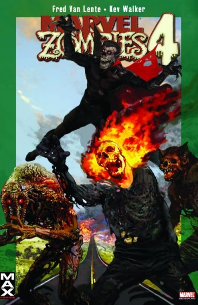 Max 33: Marvel Zombies 4