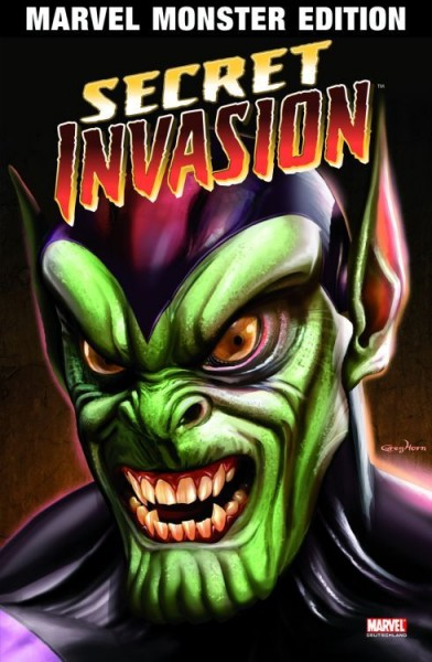 Marvel Monster Edition 30: Secret Invasion 1