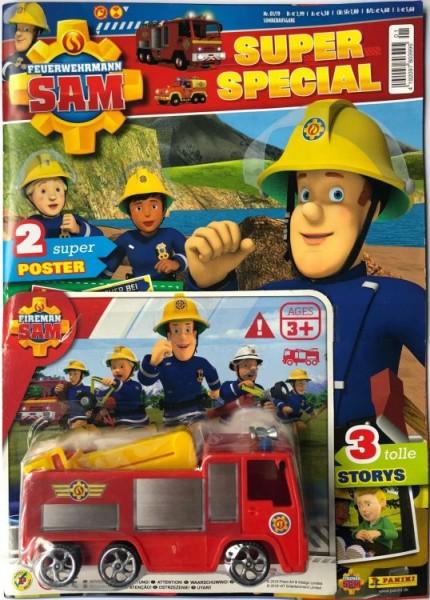 Feuerwehrmann Sam Super Special 01/19