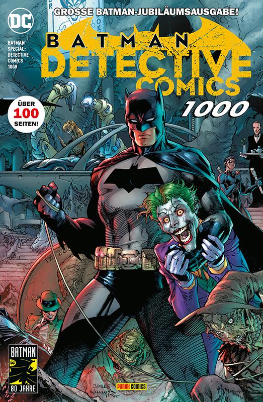 Batman Special - Detective Comics 1000