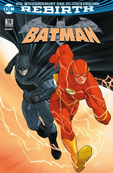 Batman 10 Variant