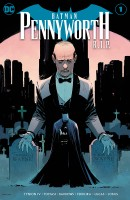 Batman Sonderband: Pennyworth R.I.P. Cover