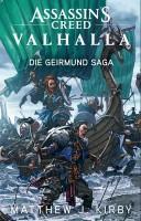 Assassin's Creed Valhalla - Roman zum Game Cover