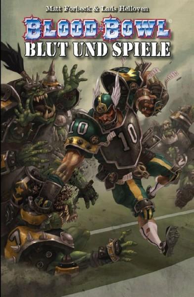 Warhammer Präsentiert: Blood Bowl - Blut und Spiele